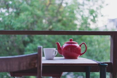 When to stop using tea for breath mint tea